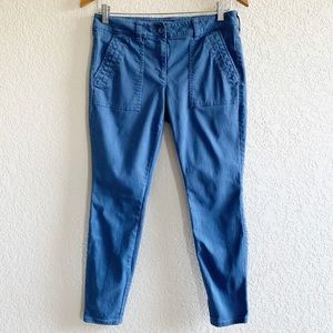 LOFT Outlet Modern Skinny Ankle Chino Pants